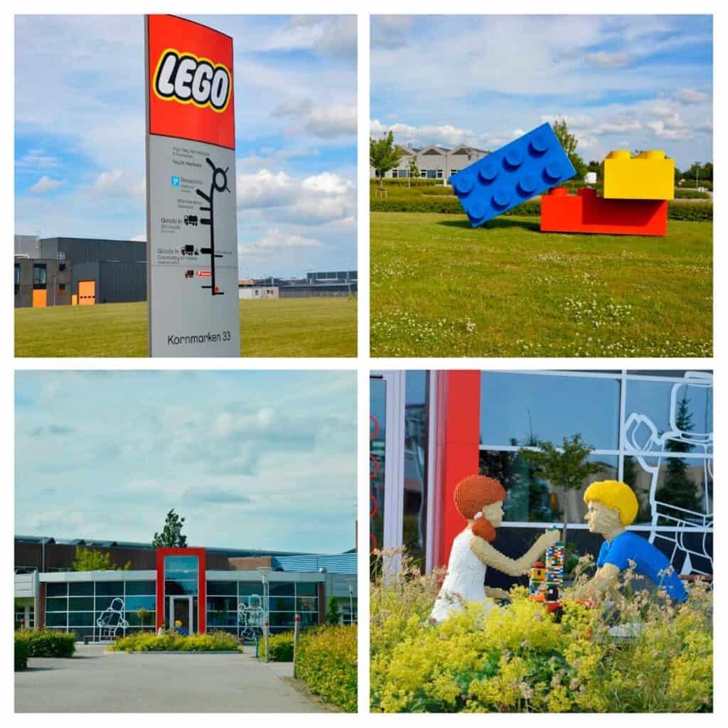 Sede della Lego in Danimarca
